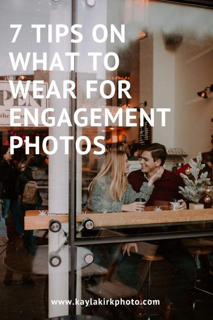7 Tips on What to Wear for Engagement Photos